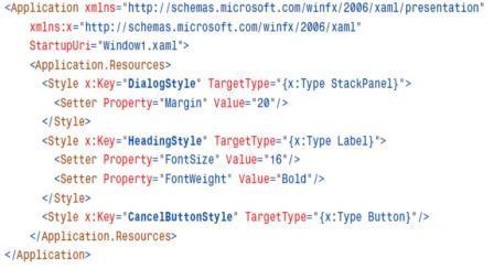 Convert c#.net Winform designer code to WPF Xaml code
